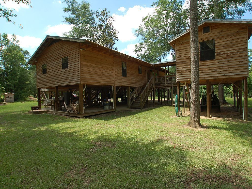 Beautiful 104 Acres Hunting-Fishing Camp - 319 Polk Atwood Rd